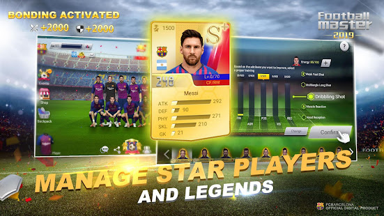 Football Master 2019 v 4 9 100 APK + hack mod (money) for
