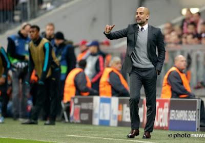 """Guardiola: """"Nous voulons atteindre la finale"""""""