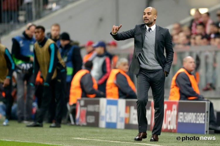 Douglas Costa aimerait voir Guardiola sélectionneur de ce pays