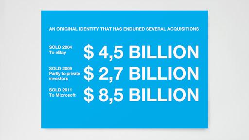Bæredygtig identitet til Skype Preview