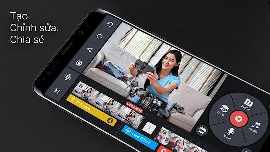 Tải KineMaster Pro – Phần mềm sửa video Mod mở khóa Premium miễn phí 1