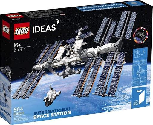 LEGO Ideas International Space Station Set Only $56.99 Shipped on Amazon (Regularly $70)