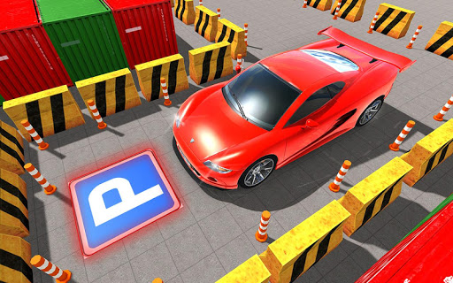 Smart Car Parking Simulator:Car Stunt Parking Game modavailable screenshots 4