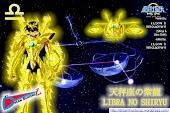 Libra no Shiryu - Shinsei Gold Cloth