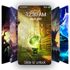 Fantasy Wallpapers 4K Lock Screen icon
