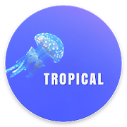 Tropical KWGT APK