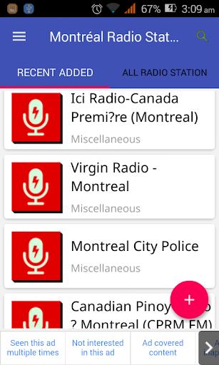 Download Montréal Radio Stations Google Play softwares