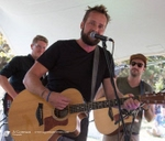 Watershed Live at the Hermanus Whale Festival : Gearings Point Hermanus