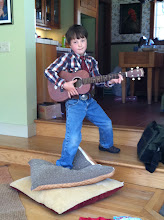 Photo: This kid is ready for the Grass Valley Bluegrass Festival!