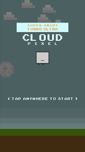 Super Angry Cloud Pixel- screenshot thumbnail