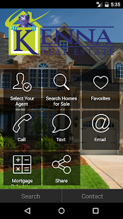 Kenna Real Estate- screenshot thumbnail