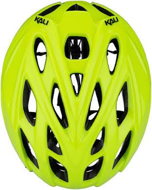 Kali Protectives Chakra Mono Helmet: Fluorescent Yellow alternate image 0