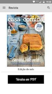 Revista Casa e Comida screenshot 3