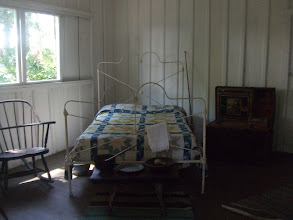 Photo: inside Boyer Cottage