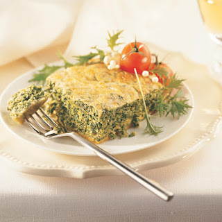Spinach Squares.