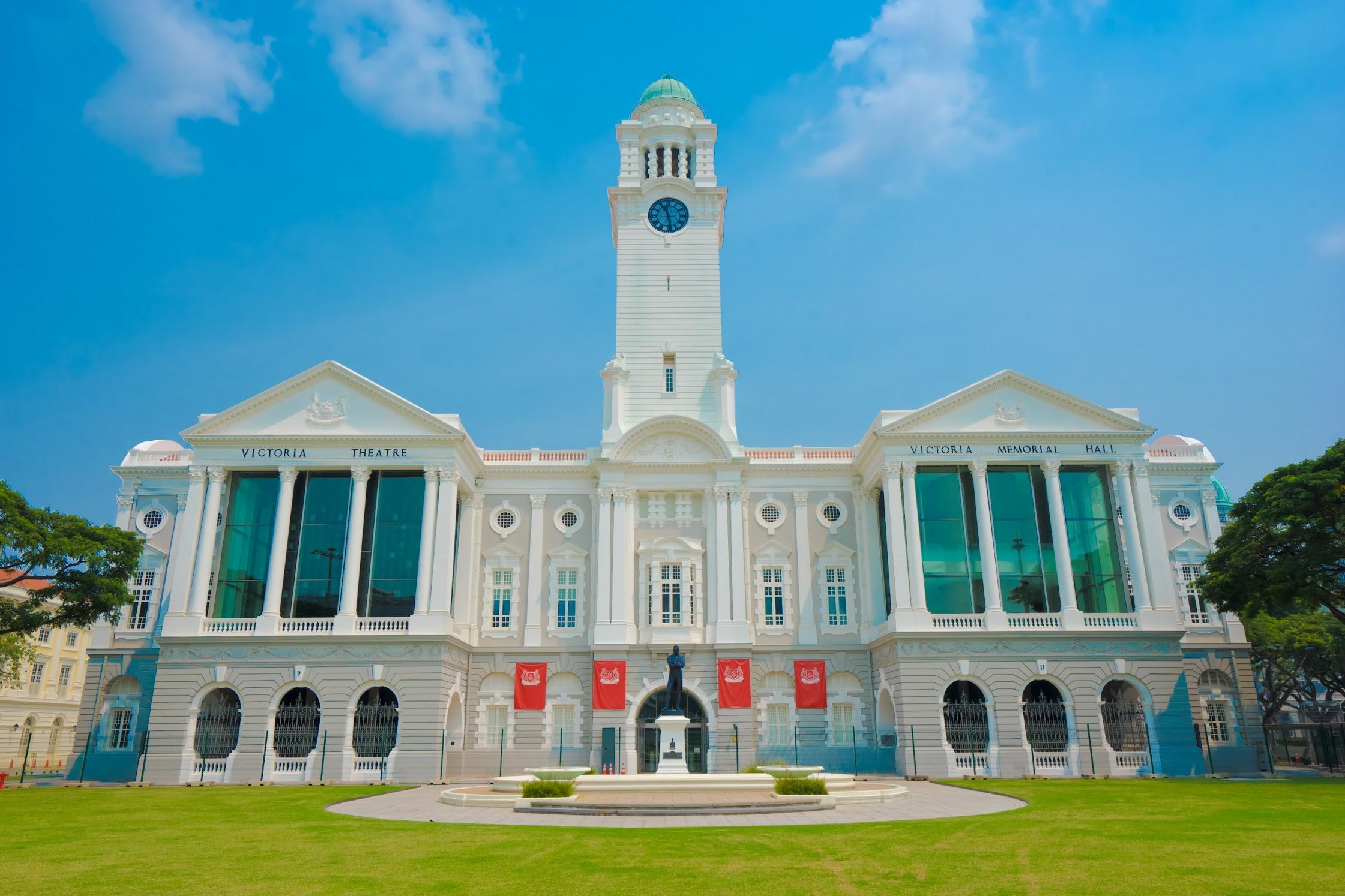 シンガポール ヴィクトリア・シアター&コンサート・ホール