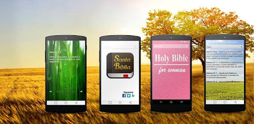 Holy Bible for Woman in English for PC