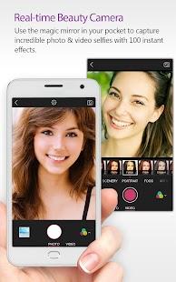 YouCam Perfect - Selfie Cam- screenshot thumbnail