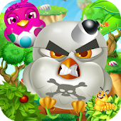 Bird Mania - Free Match 3 Game