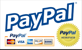 Pay Visa service fee via paypal.com