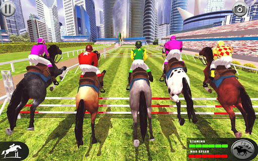 Horse Racing Games 2020: Horse Riding Derby Race apkmr screenshots 3