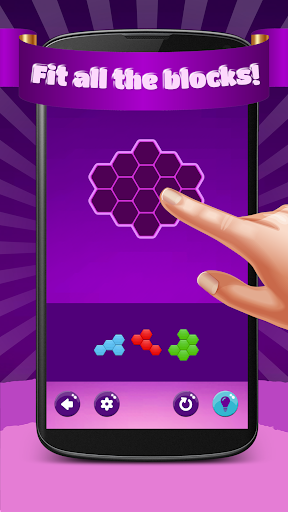 Hexa Puzzle Hero 1.52.1 screenshots 1