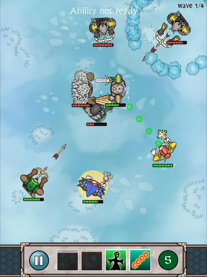 Arena Quest RPG (free)- screenshot
