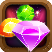 Jewels Challenge – Swipe Game