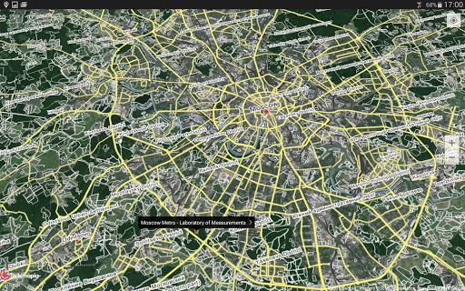 Wikimapia Maps screenshot 4