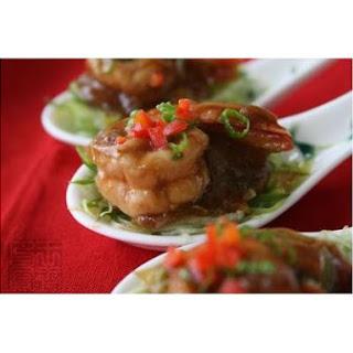 Spicy Chilli-Garlic Prawns