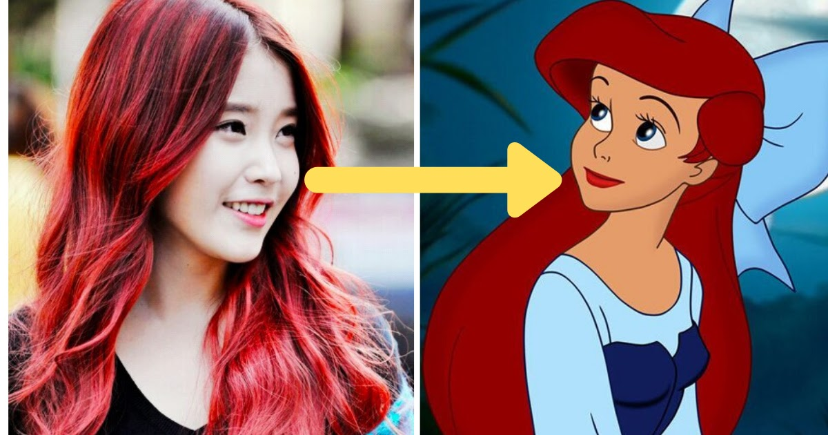5 Times Iu Looked Like A Real Life Version Of These Disney