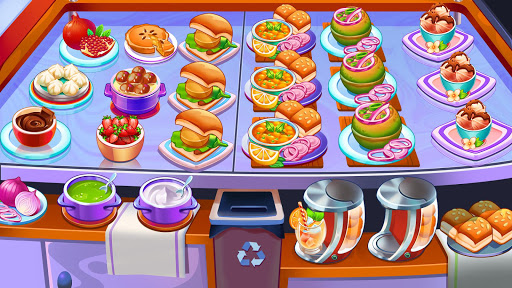 Indian Cooking Games Food Fever & Restaurant Craze 1.03 screenshots 8