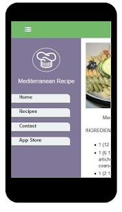 Best Mediterranean Recipe - náhled