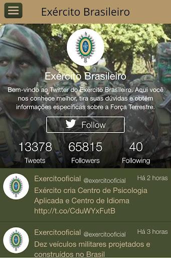 Exército Brasileiro screenshot 7