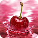 Cherry Live Wallpaper icon