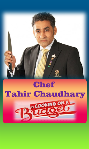 Chef Tahir Cooking On a Budget