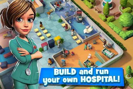 Dream Hospital MOD – Health Care Manager Simulator (Unlimited Gold/Diamonds) 3
