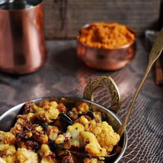 Cauliflower curry recipe | Easy cauliflower fry