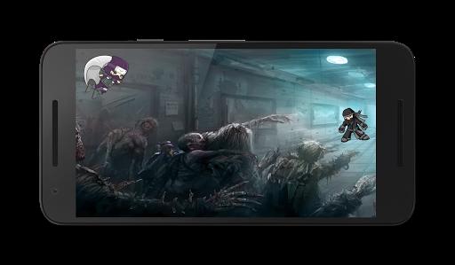 Ninja Zombie Revenge Run