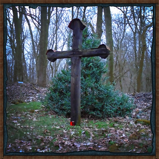 Escape Game-Abandoned Cemetery