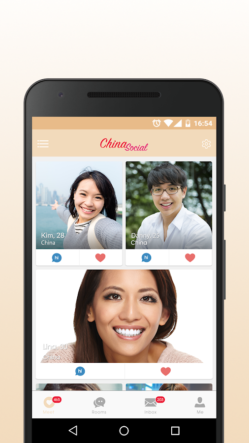 dating app chinese