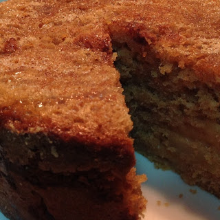 Apple Cinnamon Tea Cake (from Scratch).