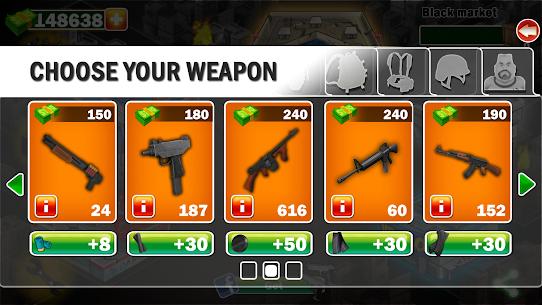Black Friday: zombie shops 2.0 APK Mod Latest Version 2