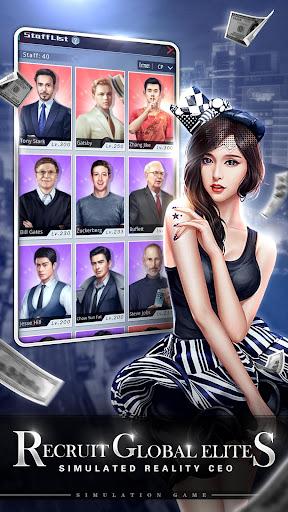 Crazy Rich Man: Sim Boss apkpoly screenshots 3
