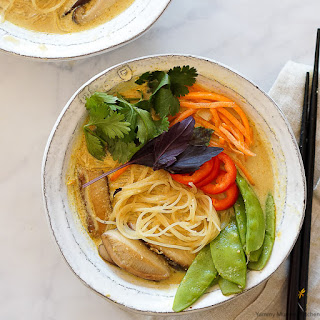 Curry Noodle Soup Recipe