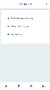 Zawgyi One Fonts Style - náhled