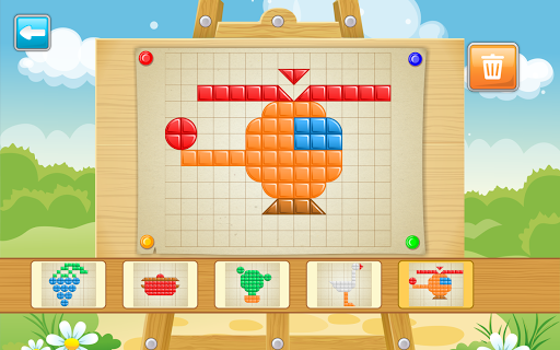 Kids Draw with Shapes Lite apkpoly screenshots 7