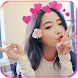 Heart Crown Filter - Androidアプリ