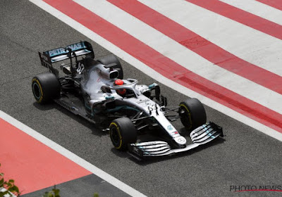 La FIA rappelle Mercedes, Williams et Red Bull à l'ordre