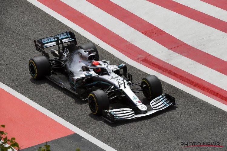 Williams-piloot blijft Albon voor en is voor derde keer op rij de beste, persoonlijke besttijd voor Thibaut Courtois